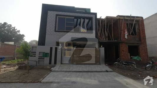 5 Marla House For Sale In Bb Block Bahria Town Lahore