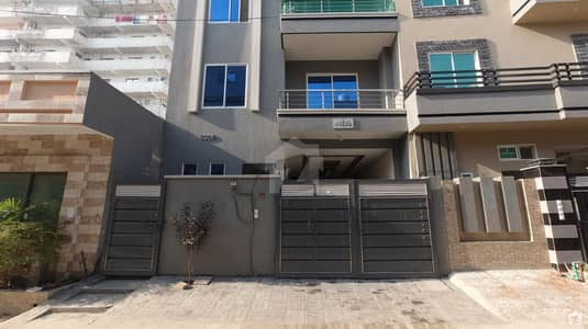 Triple Storey House Is Available For Sale In Green Avenue Chak Shahzad Islamabad