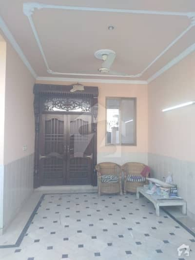 8 Marla Double Storey House Near With Canal Road At Very Hot Location