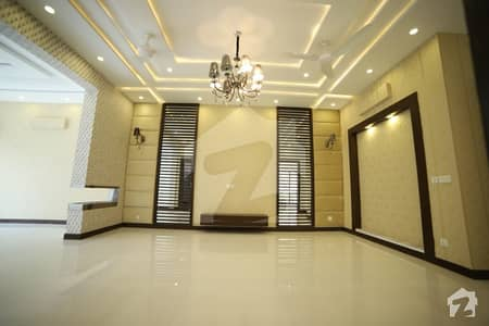Defence 10 Marla Brand New Bungalow Ideal Location Reasonable Price