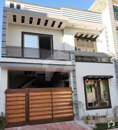 City Garden Double Storey 5 Marla House For Sale