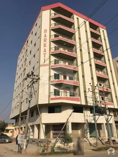 2 Bed DD Flat Gulshan E Maymar Available For Sale