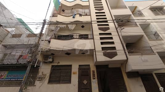 1st Floor Portion Is Available For Sale Nazimabad No 3