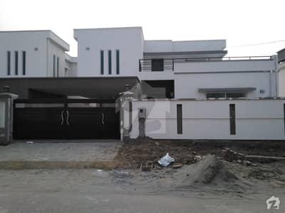 پی اے ایف فالکن کمپلیکس گلبرگ لاہور میں 4 کمروں کا 14 مرلہ مکان 5.3 کروڑ میں برائے فروخت۔