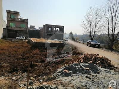 غوری ٹاؤن فیز 4 اے غوری ٹاؤن اسلام آباد میں 5 مرلہ رہائشی پلاٹ 41 لاکھ میں برائے فروخت۔