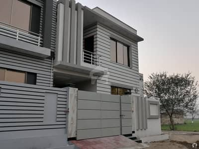 7 Marla House In Shadman Colony For Sale