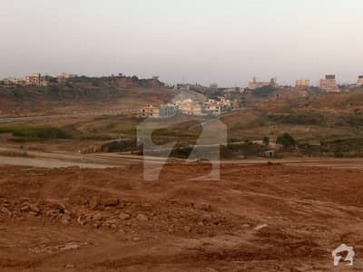 500 Square Yards Residential Plot In Sector C AGHOSH Phase 2 For Sale