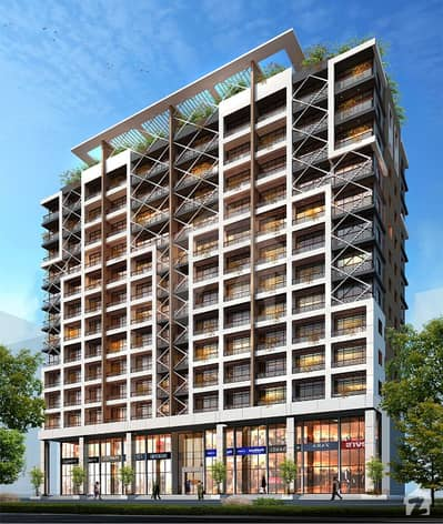 On Installments 1 Bed Luxury Studio Apartment For Sale