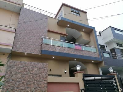 6 Marla House Ideally Situated In Nasheman-e-Iqbal
