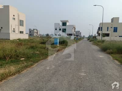 A Block 5 Marla Good Location Plot For Sale in DHA 9 Town Lahore