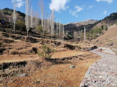 Gorgeous 10 Marla Residential Plot For Sale Available In Murree Expressway
