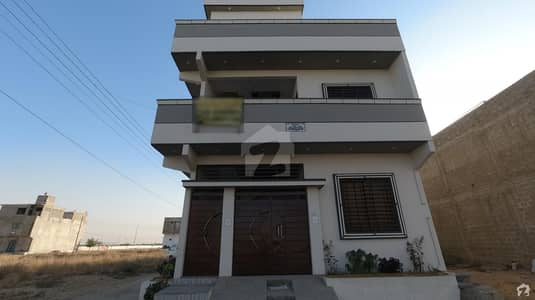 گلشن عثمان ہاؤسنگ سوسائٹی کراچی میں 4 کمروں کا 5 مرلہ مکان 1.4 کروڑ میں برائے فروخت۔