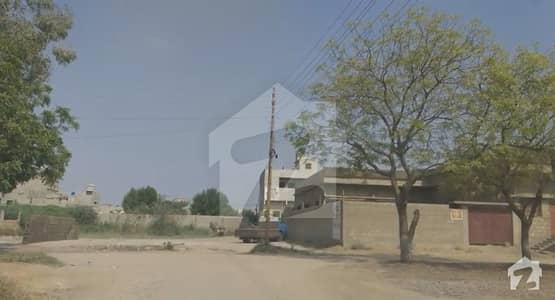 Al Noor Society 120 Sq Yard West Open Plot For Sale