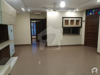 A Well Designed Lower Portion Is Up For Rent In An Ideal Location In Islamabad