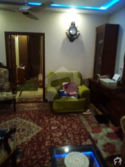 6 Marla House For Sale Corner With Extra Land