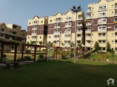 Two Bed Corner Apartment 804 Sqft In Defence Residency Islamabad