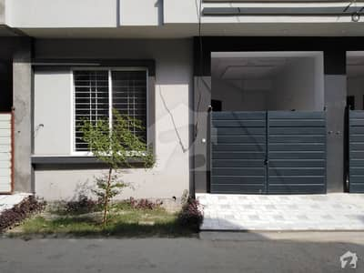 3.5 Marla House In Ghalib City For Sale At Good Location