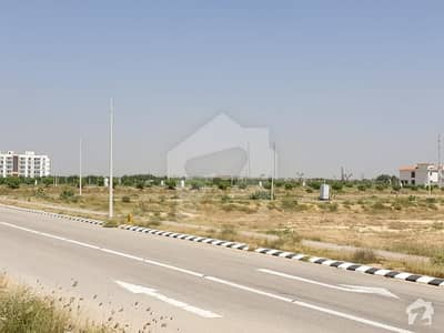 500 Yards Commercial Plot Available For Sale In Dha City Karachi