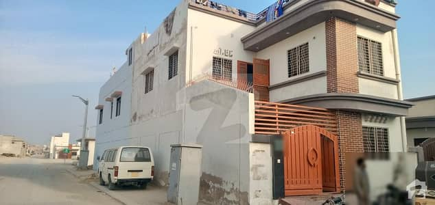 Block D 120 Sq Yard Luxury Corner Bungalow Is Available For Sale In Saima Arabian Villas