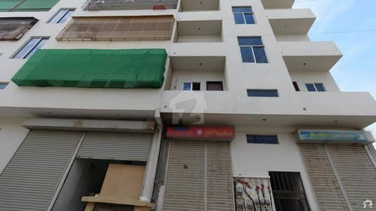 525 Square Feet Flat Available In DHA Defence For Rent