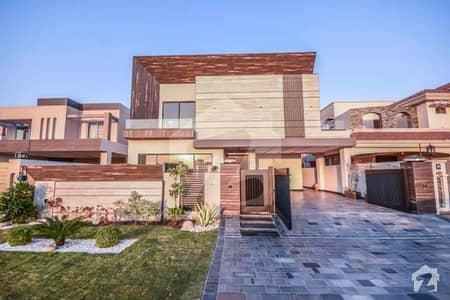 ڈی ایچ اے فیز 6 ڈیفنس (ڈی ایچ اے) لاہور میں 5 کمروں کا 1 کنال مکان 6.8 کروڑ میں برائے فروخت۔