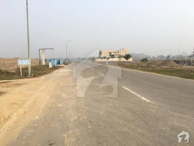 15 Marla Residential Plot No N 255 Is For Sale In Ex Air Avenue Dha Phase 8