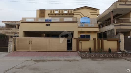 1 Kanal Brand New Double Storey House For Sale In Airport Housing Society Rawalpindi
