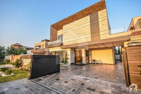 1 Kanal Mazhar Muneer Design Outclass Bungalow For Sale dha phase 6
