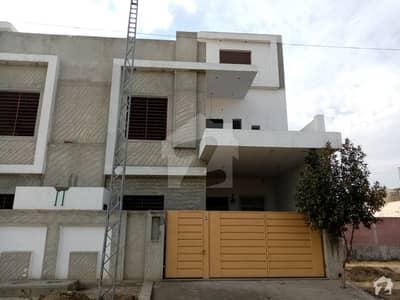A Stunning House Is Up For Grabs In Gulshan-e-Zainab Gulshan-e-Zainab