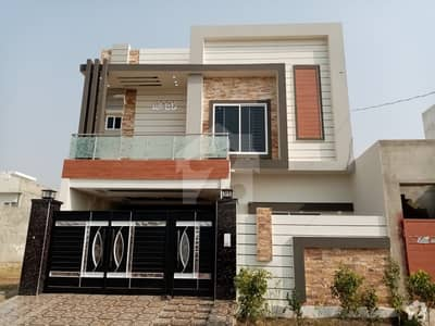 A Palatial Residence For Sale In Jeewan City Housing Scheme Jeewan City - Phase 5