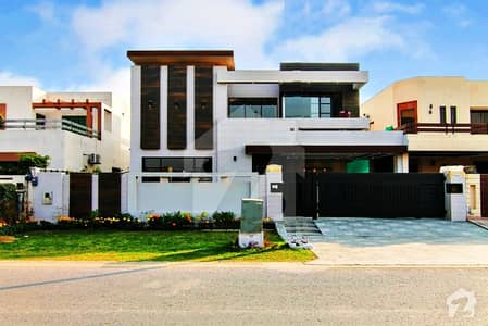 Syed Estates Offers 1 Kanal Brand New Mazhar Munir Design Full Basement Beautiful Bungalow With Home Theater