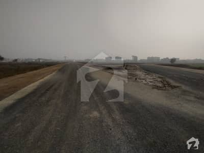 Posh Location 4 Marla Commercial Plot No 336 For Sale In Dha Phase 5 M Block
