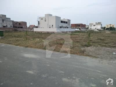 Good Location Plot of 1 Kanal For Sale in Block P of DHA Phase 7 Lahore