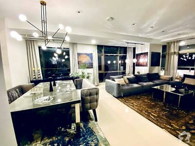 A Stunning Flat Is Up For Grabs In Dha Defence Karachi
