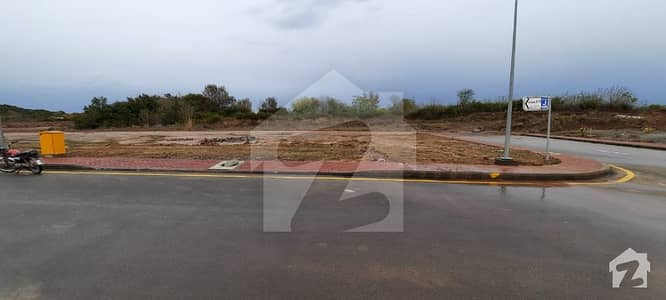 Plot For Sale Sector J Corner Extreme Top Location Bahria Enclave Islamabad
