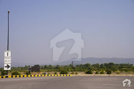 Plot For Sale Sector I Ready To Possession Bahria Enclave Islamabad