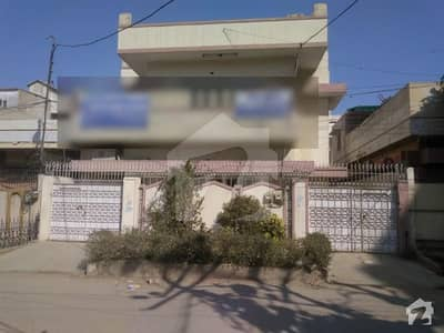 Double Storey House West Open For Rent In Prime Location 150 Feet Main Road
