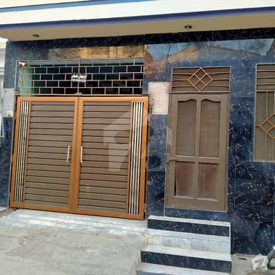 5 Marla House For Sale In Phase 1 Hayatabad