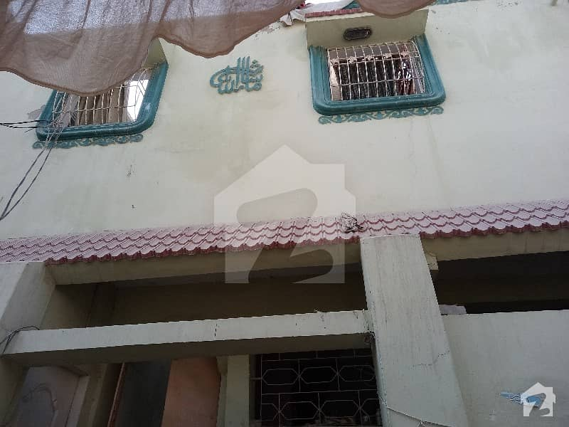 720  Square Feet House For Sale In Korangi