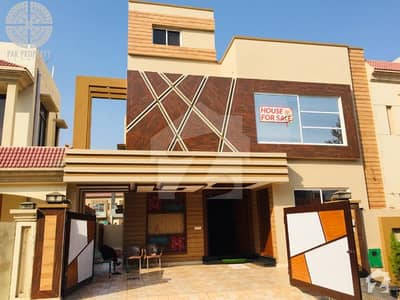 10 Marla House for Sale in Jasmine Block Bahria Town Lahore
