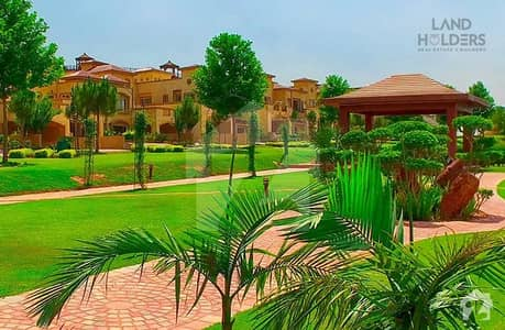 8 MARLA PLOT FOR SALE IN SOUTHERN BLOCK BAHRIA ORCHARD