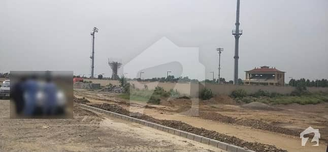 LDA City Lahore 5 Marla Plot Is Available For Sale In Affordable Price
