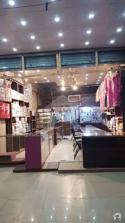 A Best Shop Is Available For Rent At A Prime Location Near Disco More North Karachi