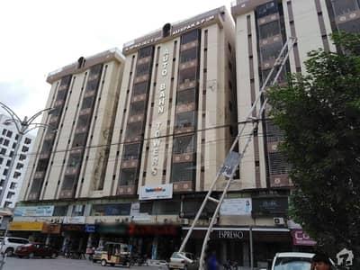 آٹو بھن روڈ حیدر آباد میں 4 کمروں کا 8 مرلہ فلیٹ 1.25 کروڑ میں برائے فروخت۔