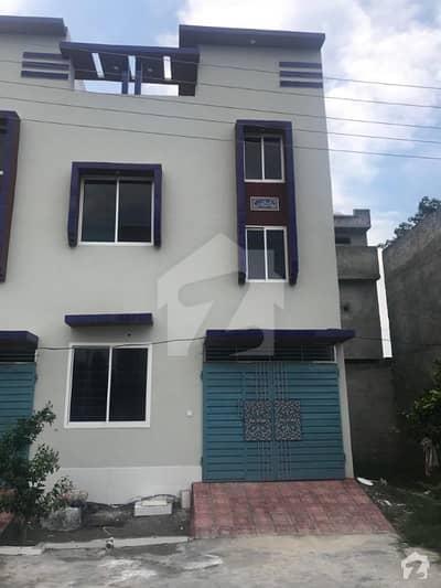ایس اے گارڈنز فیز 2 ایس اے گارڈنز جی ٹی روڈ لاہور میں 3 کمروں کا 3 مرلہ مکان 55 لاکھ میں برائے فروخت۔