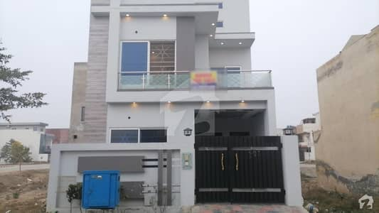 5 Marla Brand New House for Sale on Best Price Ready to Shift
