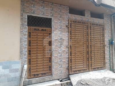 2 Marla Beautiful House For Sale In Gul Abad Dalazak Road