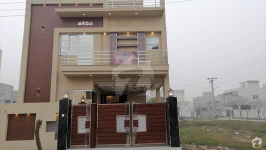 ڈی ایچ اے 11 رہبر فیز 2 - بلاک ایف ڈی ایچ اے 11 رہبر فیز 2 ڈی ایچ اے 11 رہبر لاہور میں 3 کمروں کا 5 مرلہ مکان 1.38 کروڑ میں برائے فروخت۔