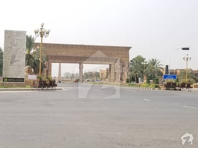 10 Marla Residential Corner Paid Plot  1224 at ideal and Builder Location Is Available For Sale In Overseas B Block