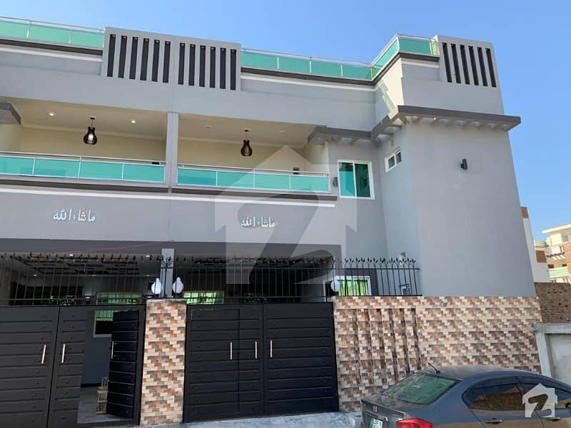 5 Marla New Fresh Luxury Double Story House For Sale On Warsak Road Officer Home
